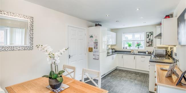 Offers Over £270,000, 3 Bedroom Detached House For Sale in Meon Vale, CV37