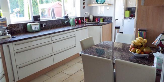 Offers Over £450,000, 4 Bedroom Detached House For Sale in Grimsargh, PR2