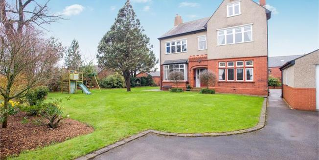 Asking Price £575,000, 6 Bedroom Detached House For Sale in Barton, PR3