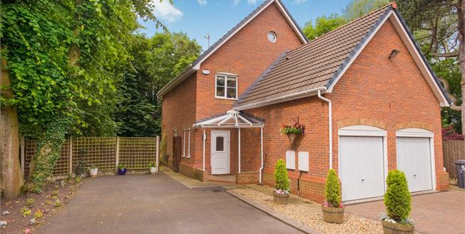 £410,000, 5 Bedroom Detached House For Sale in Fulwood, PR2