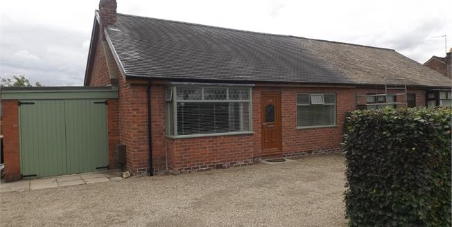 Offers in the region of £239,950, 3 Bedroom Semi Detached Bungalow For Sale in Cottam, PR4