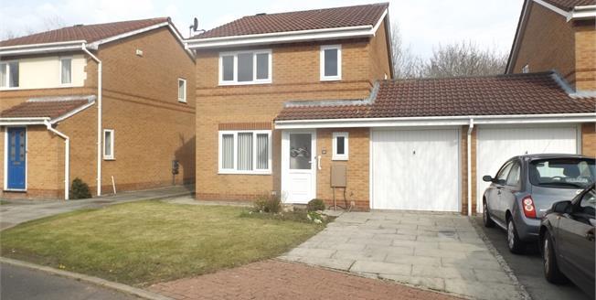 Offers Over £180,000, 3 Bedroom Link Detached House For Sale in Cottam, PR4
