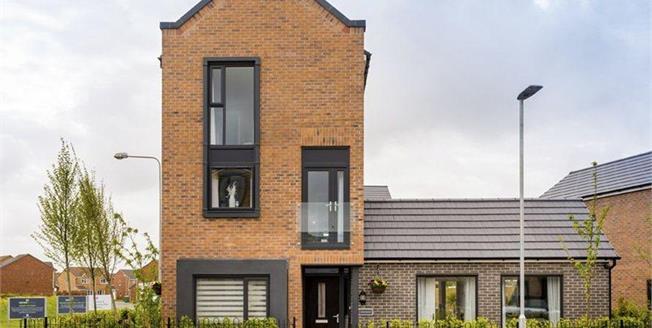£279,995, 4 Bedroom Detached House For Sale in Dunnock Lane, PR4