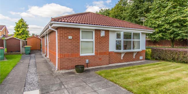 Asking Price £185,000, 3 Bedroom Detached Bungalow For Sale in Fulwood, PR2
