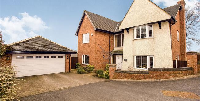 Asking Price £499,950, 5 Bedroom Detached House For Sale in Grimsargh, PR2