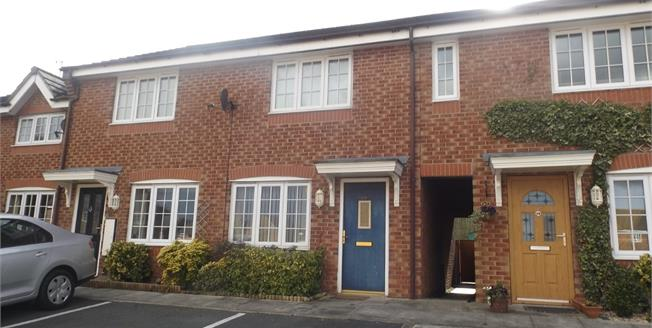 Asking Price £115,000, 2 Bedroom Semi Detached House For Sale in Fulwood, PR2