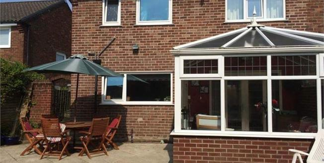 Asking Price £230,000, 4 Bedroom Semi Detached House For Sale in Fulwood, PR2