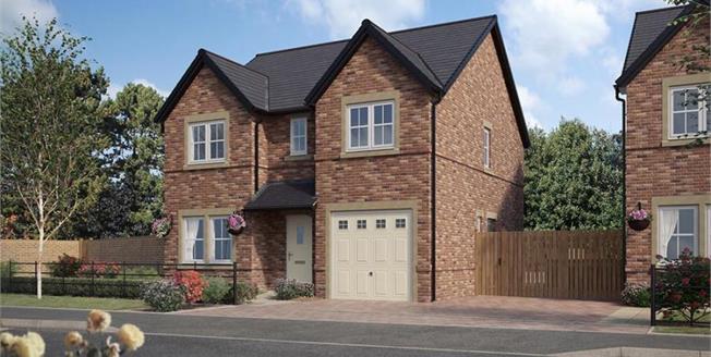 £279,995, 4 Bedroom Detached House For Sale in Cottam Preston, PR4