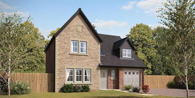 £324,995, 4 Bedroom Detached House For Sale in Cottam Preston, PR4