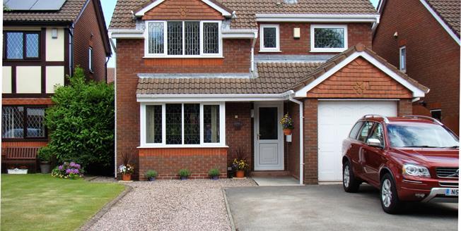 Asking Price £247,500, 4 Bedroom Detached House For Sale in Cottam, PR4