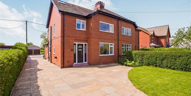 Asking Price £295,000, 3 Bedroom Semi Detached House For Sale in Inskip, PR4