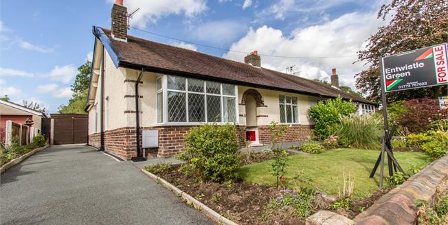 Asking Price £239,950, 3 Bedroom Semi Detached Bungalow For Sale in Fulwood, PR2