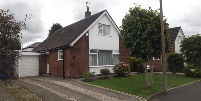 Asking Price £179,950, 3 Bedroom Detached Bungalow For Sale in Broughton, PR3