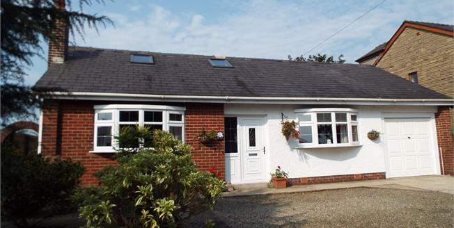 Fixed Price £245,000, 2 Bedroom Detached Bungalow For Sale in Longridge, PR3