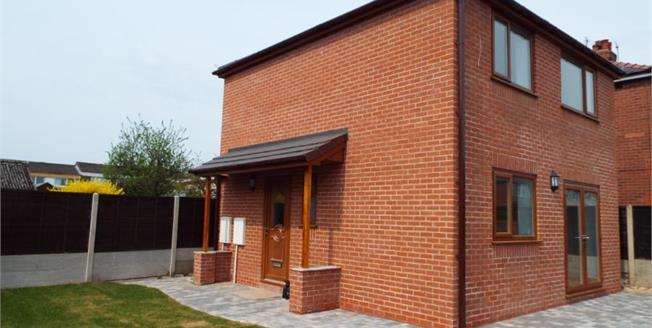Asking Price £139,950, 2 Bedroom Detached House For Sale in Preston, PR2