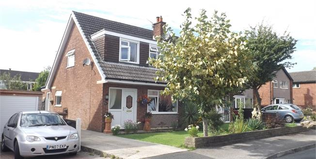 Asking Price £175,000, 3 Bedroom Semi Detached House For Sale in Fulwood, PR2
