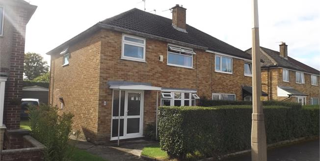 £130,000, 3 Bedroom Semi Detached House For Sale in Fulwood, PR2