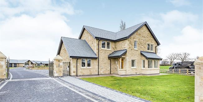 Asking Price £595,000, 4 Bedroom Detached House For Sale in Longridge, PR3