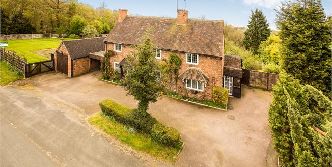 Offers Over £600,000, 5 Bedroom Detached House For Sale in Sherbourne, CV35