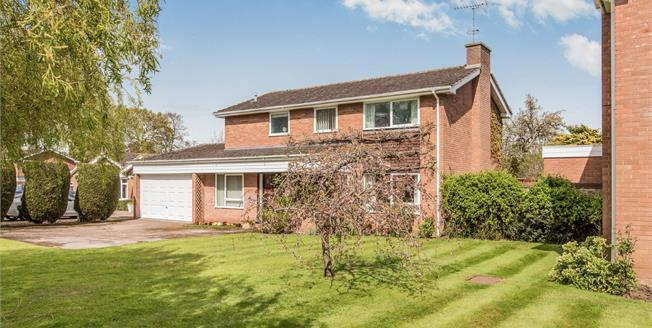 Asking Price £750,000, 4 Bedroom Detached House For Sale in Warwick, CV34