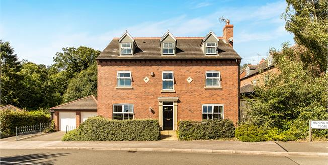Asking Price £675,000, 6 Bedroom Detached House For Sale in Hatton Park, CV35