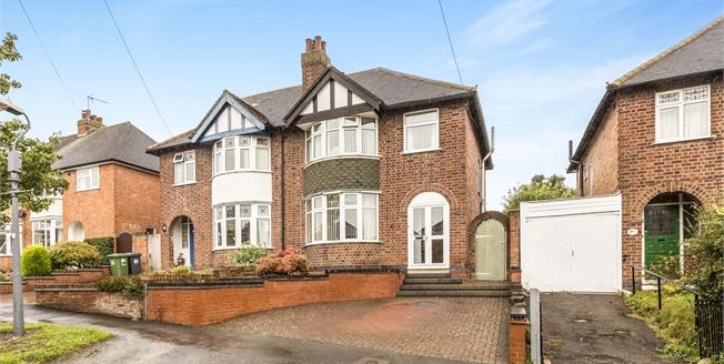 Guide Price £290,000, 3 Bedroom Semi Detached House For Sale in Warwick, CV34