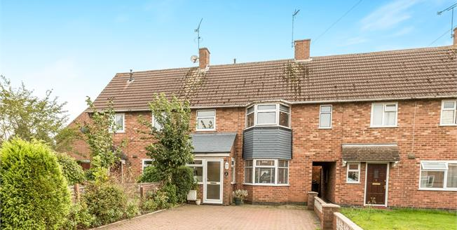 Asking Price £280,000, 3 Bedroom Terraced House For Sale in Kenilworth, CV8