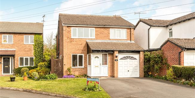 Guide Price £430,000, 4 Bedroom Detached House For Sale in Warwick, CV34