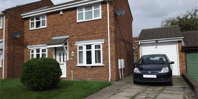 Asking Price £150,000, 3 Bedroom Semi Detached House For Sale in Willenhall, WV13