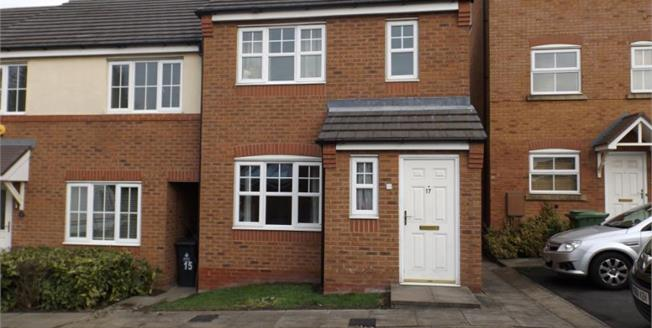 Offers Over £130,000, 3 Bedroom End of Terrace House For Sale in Willenhall, WV13