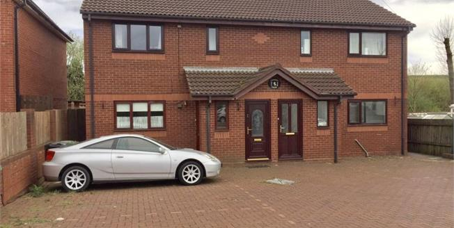Offers Over £65,000, 1 Bedroom Flat For Sale in Walsall Wood, WS9