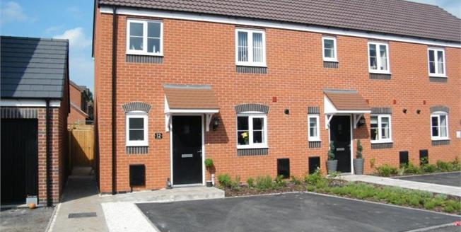 Offers Over £140,000, 3 Bedroom Semi Detached House For Sale in Willenhall, WV13