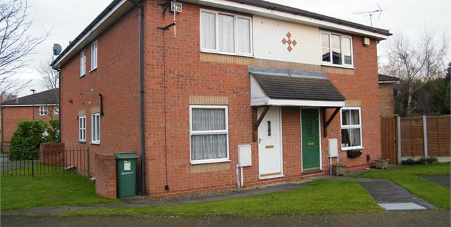 Offers Over £85,000, 1 Bedroom Semi Detached House For Sale in Walsall, WS3