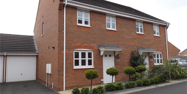 Offers Over £150,000, 3 Bedroom Semi Detached House For Sale in Wednesbury, WS10