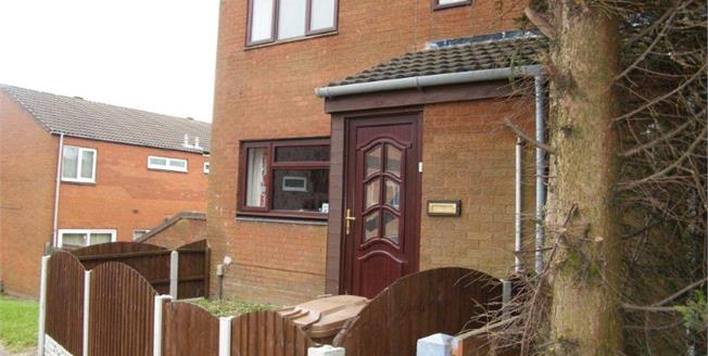 Offers Over £80,000, 2 Bedroom End of Terrace House For Sale in Walsall, WS2