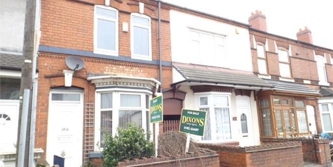Offers Over £110,000, 2 Bedroom House For Sale in Wednesbury, WS10