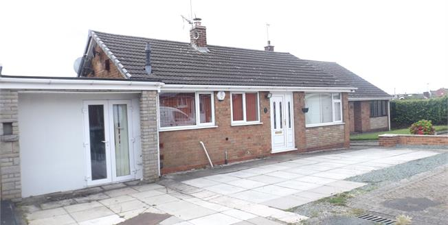 Offers Over £185,000, 3 Bedroom Link Detached House Bungalow For Sale in Willenhall, WV12