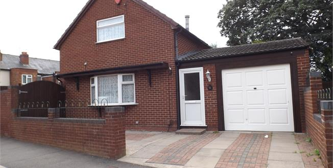 Offers Over £150,000, 2 Bedroom Detached House For Sale in Wednesbury, WS10
