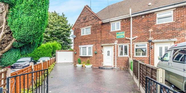 Offers Over £140,000, 3 Bedroom Semi Detached House For Sale in Wednesbury, WS10