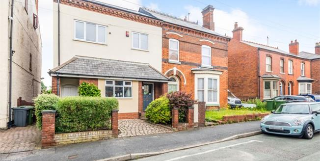 Asking Price £275,000, 4 Bedroom Semi Detached House For Sale in Walsall, WS4