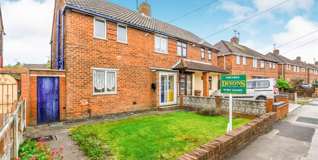 Offers Over £130,000, 3 Bedroom Semi Detached House For Sale in Walsall, WS2