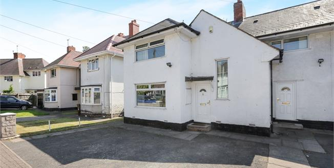 Asking Price £165,000, 3 Bedroom Semi Detached House For Sale in Wolverhampton, WV4