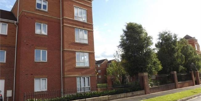 Asking Price £84,995, 2 Bedroom Flat For Sale in Wolverhampton, WV1