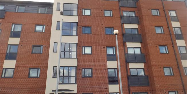 Offers Over £100,000, 2 Bedroom Flat For Sale in Wolverhampton, WV10
