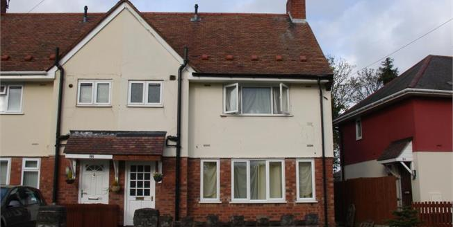 Asking Price £120,000, 3 Bedroom Semi Detached House For Sale in Wolverhampton, WV10