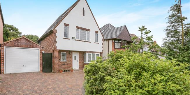 Asking Price £250,000, 4 Bedroom Detached House For Sale in Wolverhampton, WV4