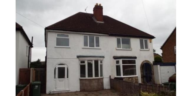 Asking Price £105,000, 3 Bedroom Semi Detached House For Sale in Bilston, WV14