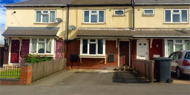 Asking Price £70,000, 3 Bedroom Terraced House For Sale in Wolverhampton, WV10