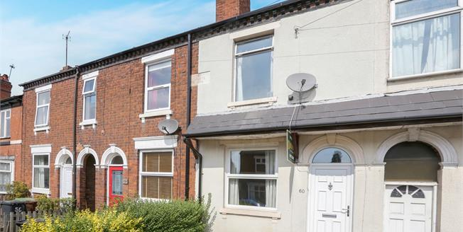 Offers in the region of £100,000, 2 Bedroom Terraced House For Sale in Wolverhampton, WV10