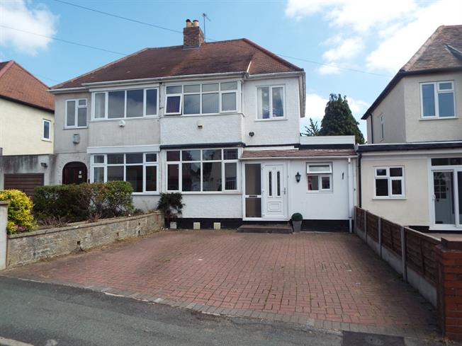 3 Bedroom Semi Detached House For Sale in Wolverhampton for Offers ... 913401ade4779